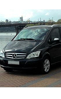 Минивэн такси Кореиз - Севастополь